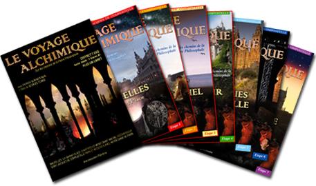 Coffret DVD - Le Voyage Alchimique